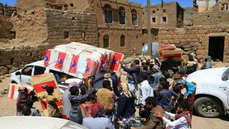 هيئة الزكاة تدشن صرف المساعدات الطارئة للمتضررين من السيول في سنحان بصنعاء